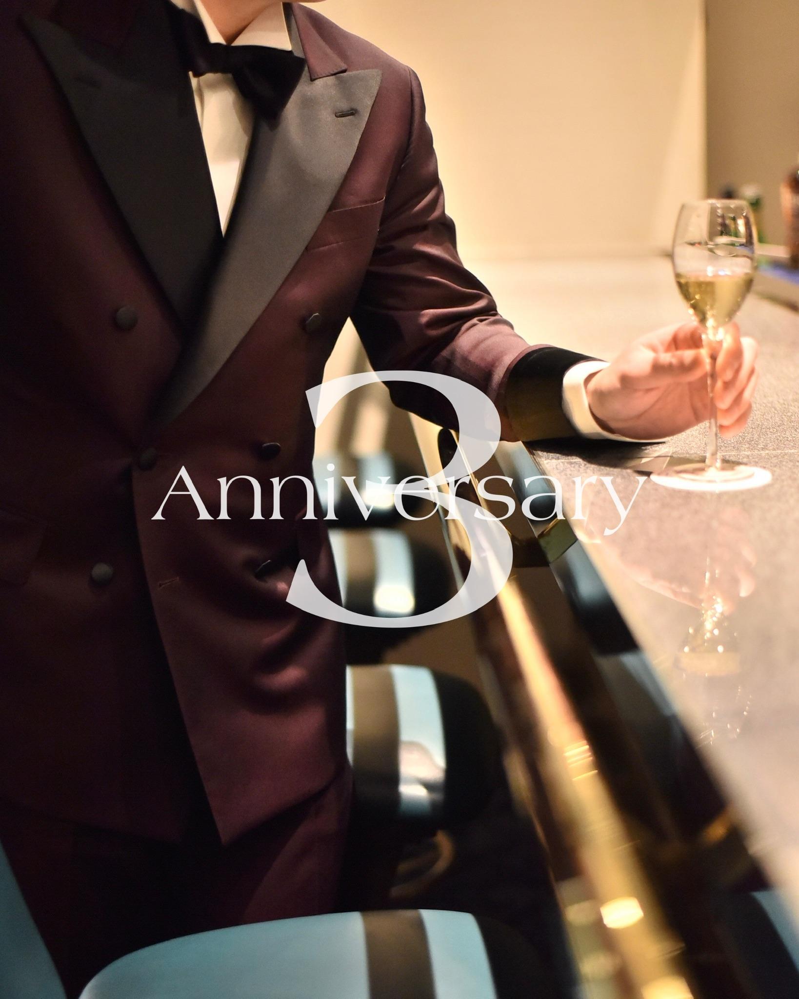 3rd Anniversary
