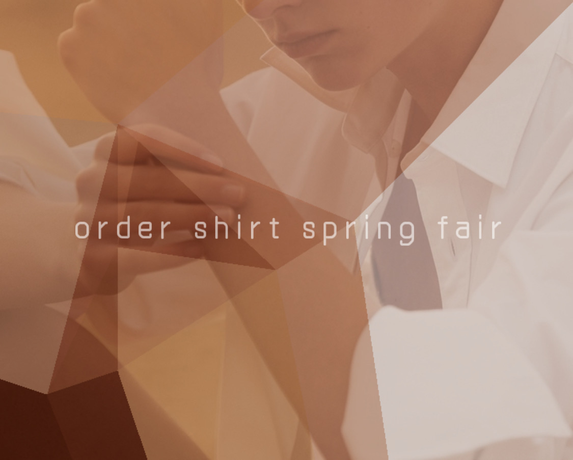 Order Shirt Spring Fair