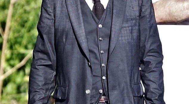 スーツが濡れたときのお手入れ